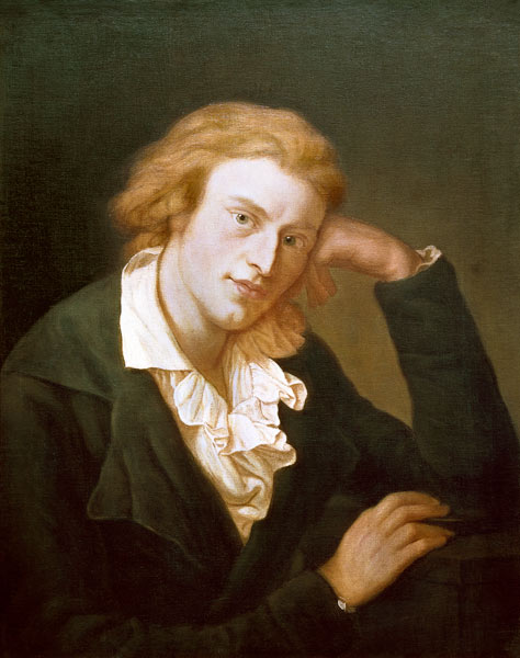 Oil Painting Schiller http://www.art-prints-on-demand.com/a/anton-graff/Friedrich-Schiller-Graff-Anton.html