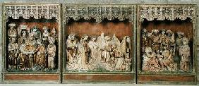 Altarpiece, from Kalkar, Lower Rhine