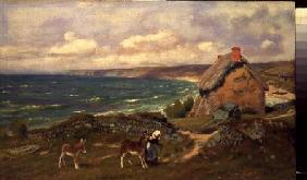A West Country Coastal Scene