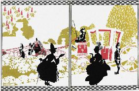 Illustration for Fairy Tale Cinderella