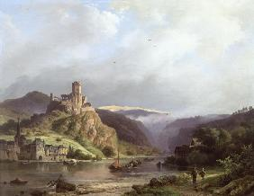 Beilstein on the Moselle