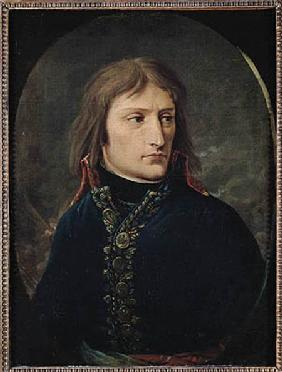 Napoleon Bonaparte (1769-1821) as General-in-Chief of the Italian Army