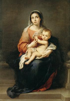 Maria with child