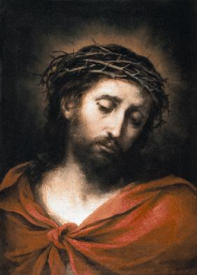 Ecce Homo, or Suffering Christ