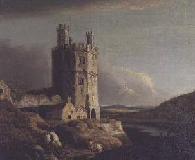 Eagle Tower, Caernarvon Castle