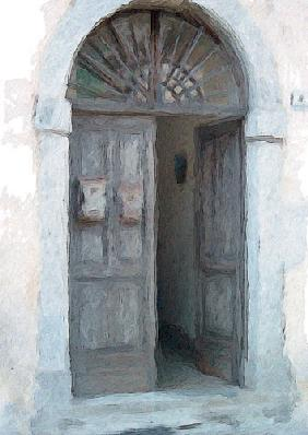Entrance Door in Riva