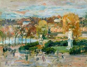 Landscape in Tours
