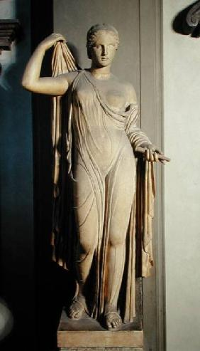 Venus Genitrix, Roman copy...