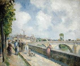 The Bridge at Pontoise