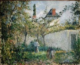 Kitchen Garden and Orchard, Pontoise