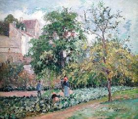 Orchard at Maubisson, Pontoise