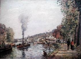 The Seine at Marly