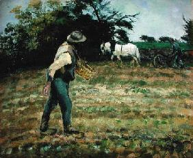 The Sower, Montfoucault