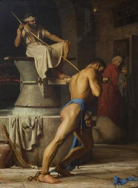 Samson and the Philistines