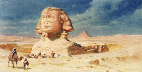 The Sphynx of Giza