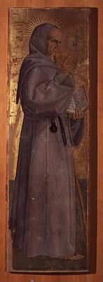 St John della Marca (tempera on panel)