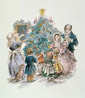 A Dickensian Christmas: The Tree