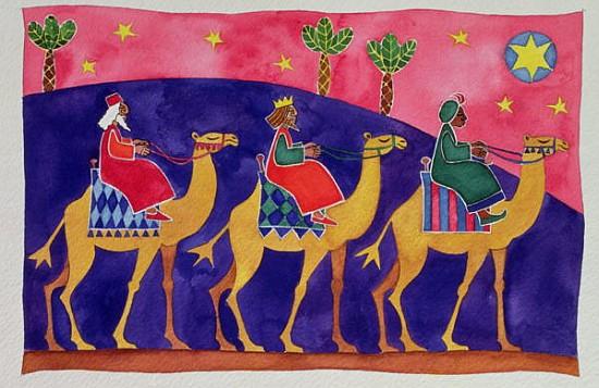 The Three Kings | New Calendar Template Site