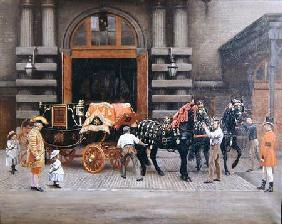 The Carriage of the Master of the Horse