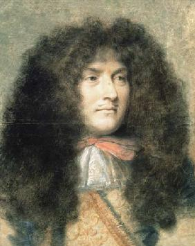 Portrait of Louis XIV (1638-1715) King of France