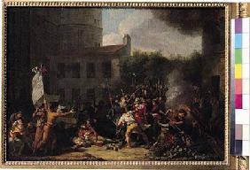 The Storming of the Bastille and the Arrest of Joseph Delaunay (1752-94)