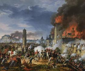 The Attack and Taking of Ratisbon, 23rd April 1809