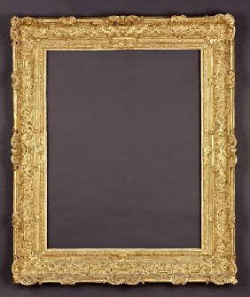 A French 18th Century Giltwood Frame