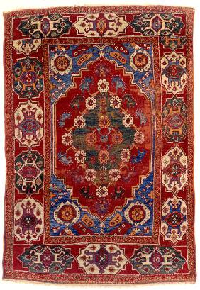 A Transylvannian Rug, Late 17th Century