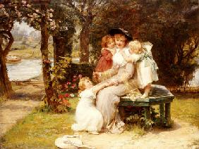 Me Too? Frederick Morgan (1847-1927)