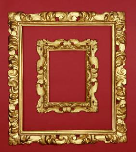 Two Italian 17th Century Picture Frames
