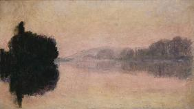 The Seine at Port-Villez, Evening Effect