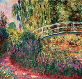 The Japanese Bridge Giverny