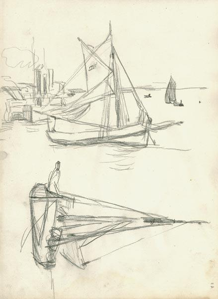 Studies of boats