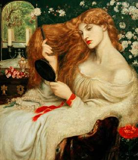 D.G.Rossetti, Lady Lilith