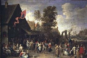 The Consecration of a Village Church
