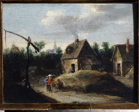 Country landscape