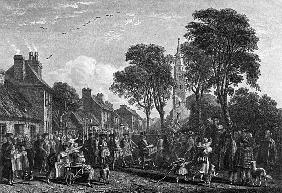 Tarbolton, Procession of St.James'' Lodge