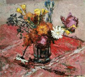 Still Life with Vase of Flowers, 1983