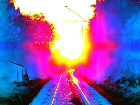 Railway to Sunset Dreams