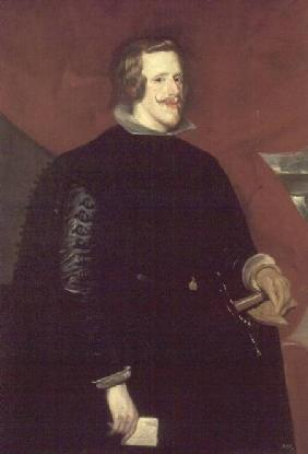 King Philip IV of Spain (1605-65)