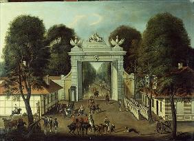 Hunting Lodge in Potsdam, c.1735