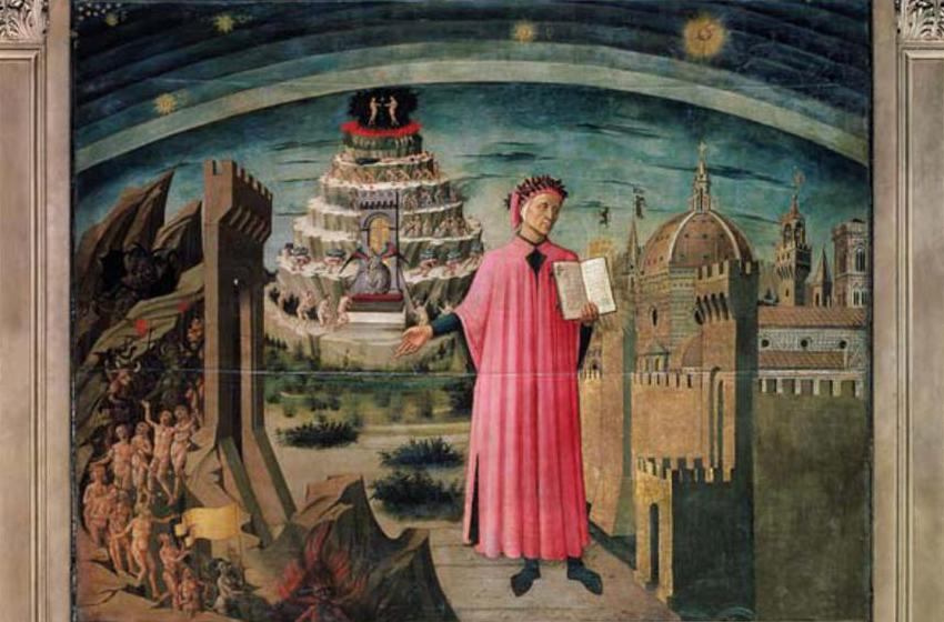 Domenico  di Michelino