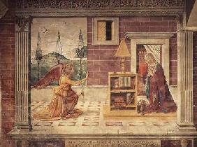 The Annunciation (fresco)