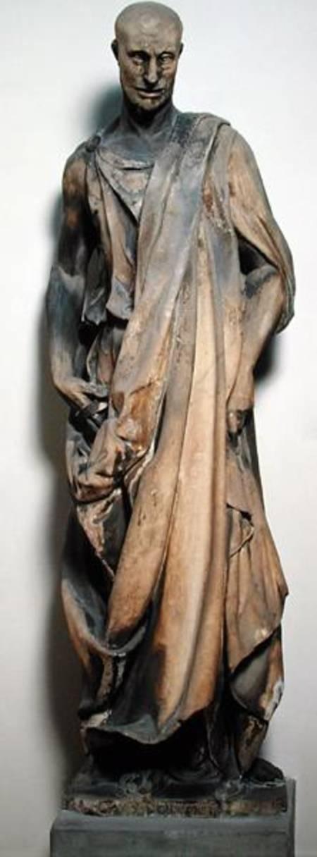 Donatello Prophet Zuccone