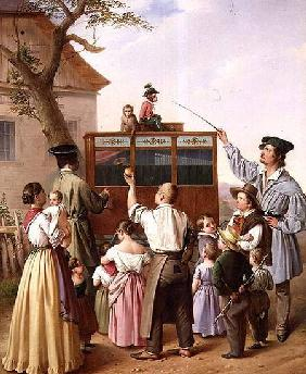 The travelling organ grinder
