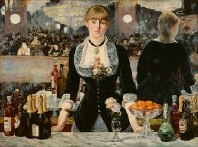 Bar at the Folies-Bergeres