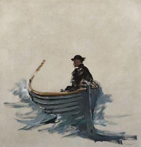 Study for 'The Escape of Henri de Rochefort'