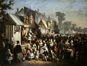 A Fete at Saint-Cloud during the Second Empire