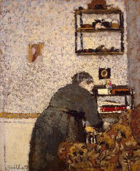 Old Woman in an Interior