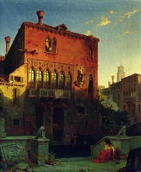 The House of Othello, the Moore in Venice